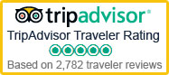 5 Star Rating On Trip Advisor