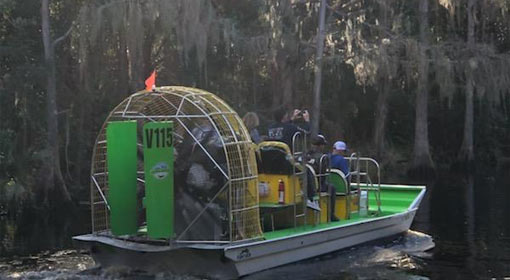 Two Hour Airboat Tour